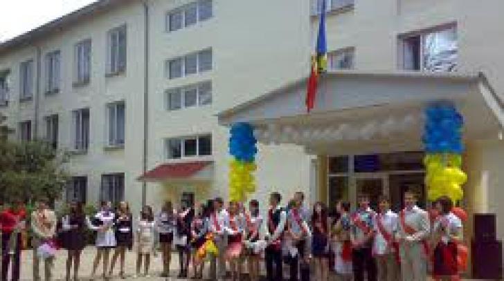 Liceul Lucian Blaga din Tiraspol, singurul cu predare în limba română