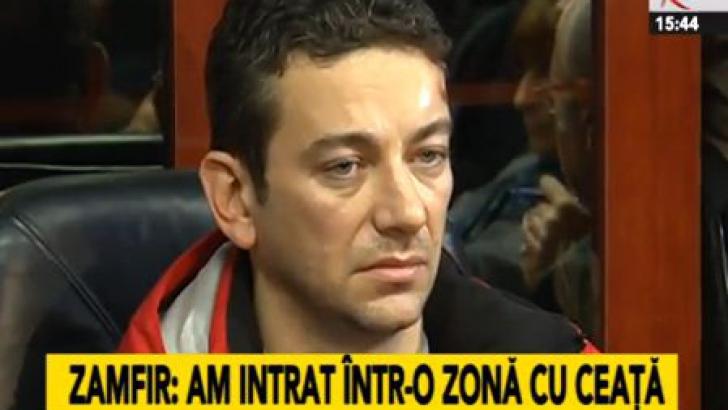 """Medicul Zamfir: """"Domnul Iovan era printre fiarele avionului, am încercat să-l descarcerez."""""""