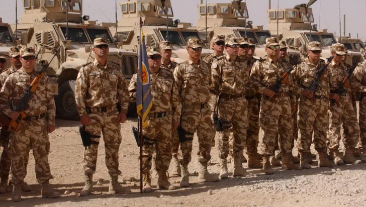 Duşa: Premierul a înţeles că Armata a fost neglijată mult timp, în 2014 vom avea un buget mai mare