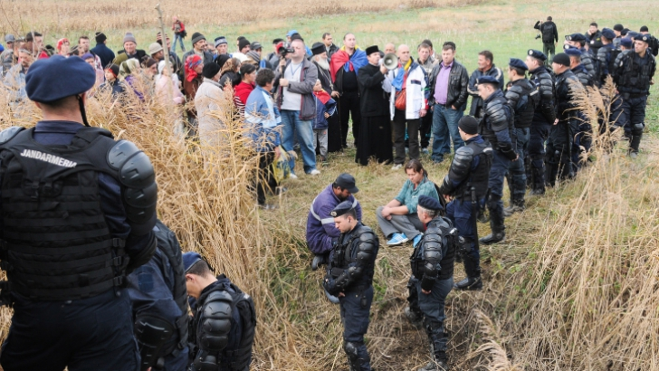 Protestatarii de la Pungești vor înființa o organizație neguvernamentală