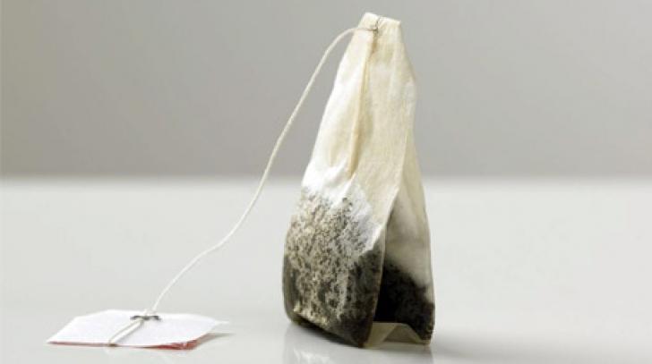 5 metode ingenioase de a refolosi pliculețele de ceai