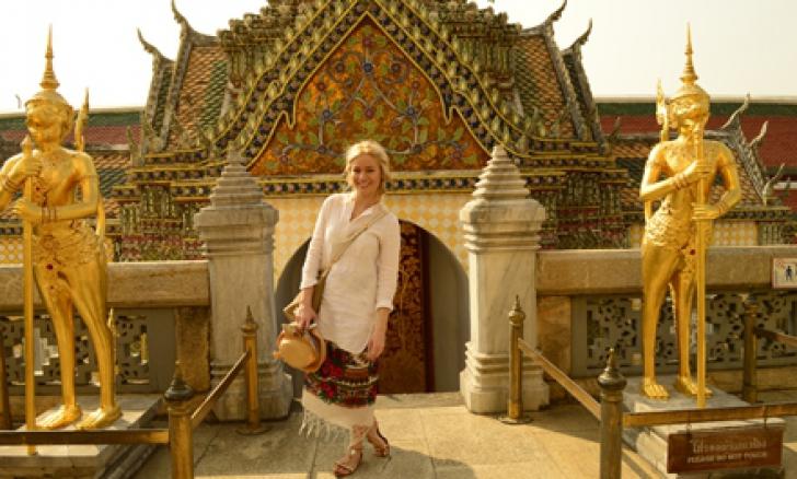 Thailanda văzută prin ochii Laurei Cosoi