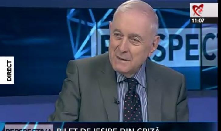 Adrian Vasilescu, consilierul guvernatorului BNR
