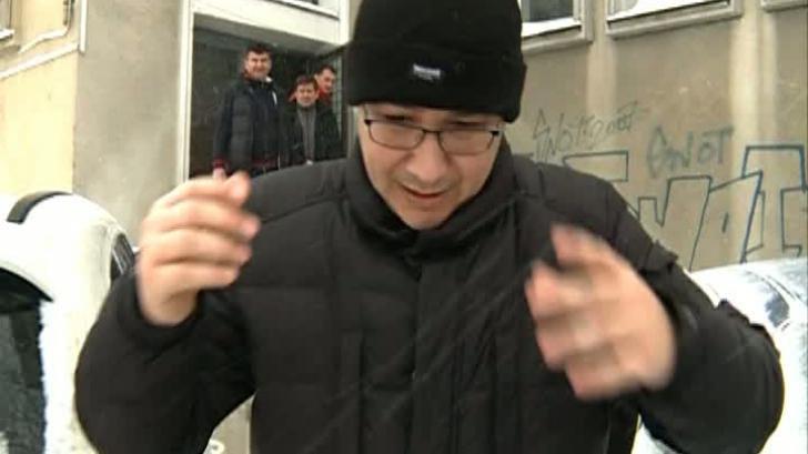 Țara în COD ROȘU, Victor Ponta joacă baschet