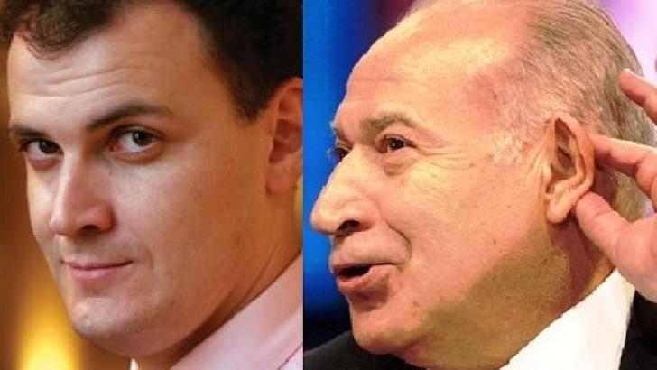 """Dan Voiculescu și Sebastian Ghiță, pact de """"coabitare"""""""