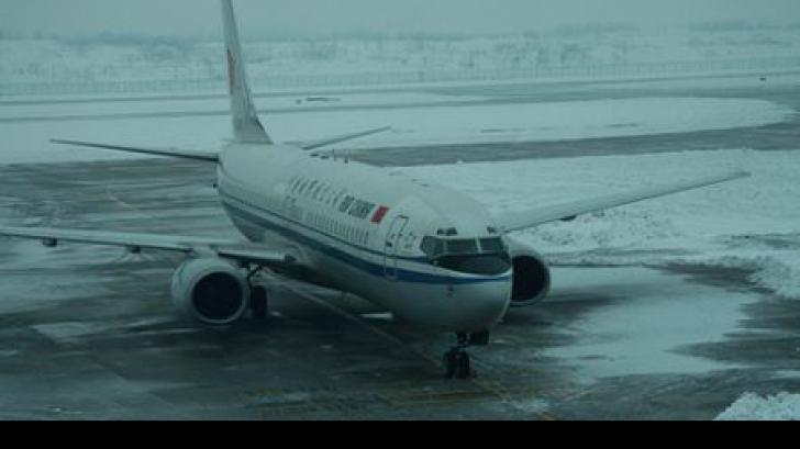 Mai multe zboruri au fost anulate
