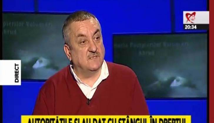 Victor Zota a povestit la REALITATEA TV ce s-a întâmplat în ziua în care s-a prăbuşit avionul