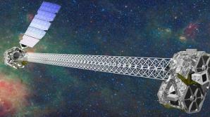 Imagini din centrul unei stele, realizate cu câteva minute înainte de explozia ei
