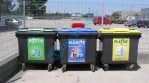 Legea care obligă la colectarea selectivă a deşeurilor, adoptată de Parlament