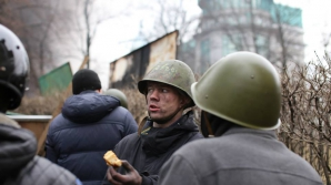 Poliția ucraineană a trecut de partea manifestanților