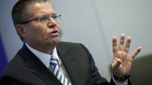 Aleksei Uliukaev, ministrul rus al Economiei