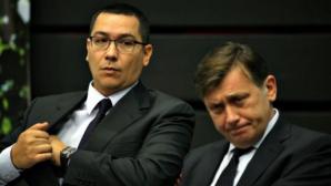 VICTOR PONTA: Fac apel la liberali de a salva proiectul politic USL. Vreau să lucrez cu Iohannis