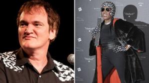 Quentin Tarantino, într-o relaţie cu Grace Jones