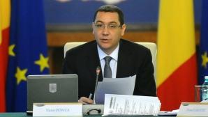 Ponta, despre urgenţele parlamentare: Abrogarea articolului 276 din Codul penal şi reorganizarea STS