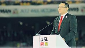 Ponta: UDMR nu a pus nicio condiţie legată de steaguri pentru participarea la guvernare