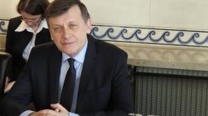 CRIN ANTONESCU: Nu există pericolul unei sciziuni a PNL