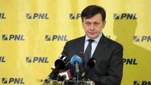 Antonescu: PREFERĂM SĂ NE RETRAGEM. De două săptămâni premierul nu a agreat propunerea cu Iohannis