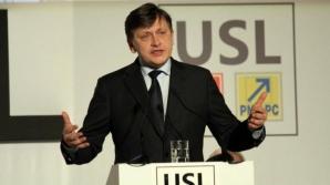 Antonescu: Băsescu este şi va fi inamicul PNL, nu are calitate să spună cine e de stânga în PNL