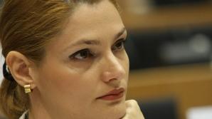 ACCIDENT AVIATIC. Ramona MĂNESCU: 'Ce-aţi vrea să-mi reproşez?' / Foto: MEDIAFAX