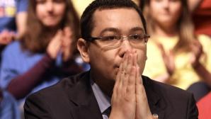 Ponta: Iohannis a fost propus de PNL în ideea că PSD va refuza numirea acestuia