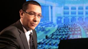 Ponta: Nu am negociat nimic cu Tăriceanu, i-am spus că reprimesc oricând PNL la guvernare