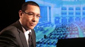 Ponta: Decizia de demitere a Ştefaniei Duminică, acuzată de plagiat, aparţine PNL