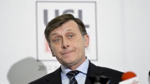 Antonescu, lui Tăriceanu: Nu am sentimentul că avem nevoie de o amânare în ce priveşte USL