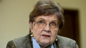 PONTA, întâlnire cu MARIANA CÂMPEANU: Ministrul NU DEMISIONEAZĂ / Foto: MEDIAFAX