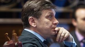 Antonescu: PNL este COMPACT, nu se rupe. Eu port un mandat dat cu vot copleşitor în BPN / Foto: MEDIAFAX