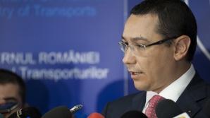 Ponta: Afirmaţia lui Băsescu privind pierderea asamblării Dacia -o inconştienţă sinistră, o tâmpenie / Foto: MEDIAFAX