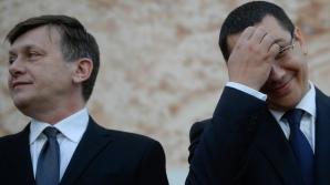 Ponta crede că Antonescu va candida la preşedinţie din partea Opoziţiei / Foto: MEDIAFAX