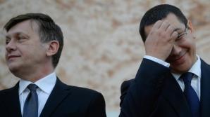 ANTONESCU: Dacă PNL nu se va mai afla în formula USL, Ponta ar trebui să-şi depună mandatul / Foto: MEDIAFAX