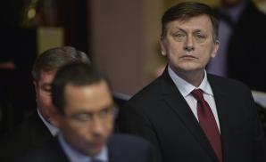 Constantin: Ruperea USL, o formalitate. Antonescu are o agendă ascunsă / Foto: MEDIAFAX