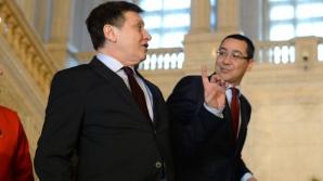 Victor Ponta:Astăzi, voi propune ca domnul Iohannis să fie ministru de Interne