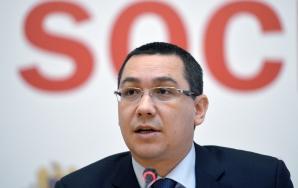 Pocora: Impresia mea e că Ponta s-a decis mai devreme de luni. A renunțat la proiectul USL / Foto: MEDIAFAX
