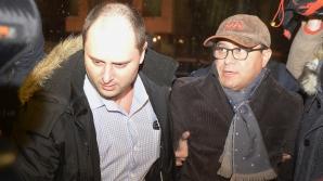 Patronul GFR, GRUIA STOICA, şi avocatul DORU BOŞTINĂ, TRIMIŞI ÎN JUDECATĂ / Foto: MEDIAFAX