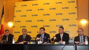 PNL schimbă garnitura de miniştri