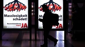 REFERENDUM ELVEŢIA. Imigraţia va fi limitată în Elveţia