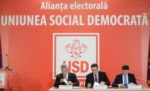 USD susţine restructurarea guvernului, dacă există consens în USL