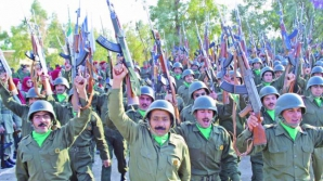 Mujahedinii iranieni, opozanţi ai regimului de la Teheran
