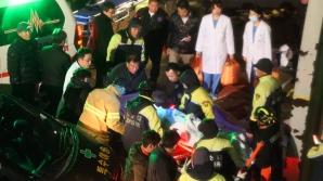 Trei studenţi coreeni, morţi după căderea unui plafon