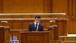 VLAD COSMA: Nu există dovezi că am pretins ceva de la denunțătorii mei / Foto: MEDIAFAX