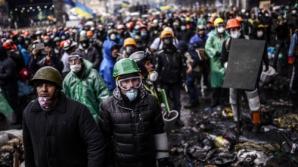 Protestatarii au intrat în palatul prezidențial. Viktor Ianukovici a fugit