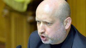 Preşedintele interimar al Ucrainei devine comandant suprem al armatei