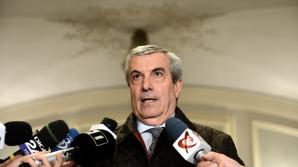 Oltean: Călin Popescu Tăriceanu este un Petre Roman, dar la altă vârstă şi în alte momente / Foto: MEDIAFAX