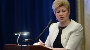 Preşedinta Înaltei Curţi, Livia Stanciu