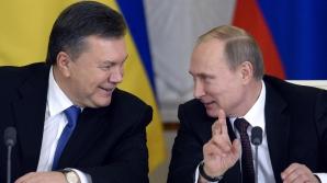 Viktor Ianukovici, instrumentul de manevră al lui Putin în Ucraina?