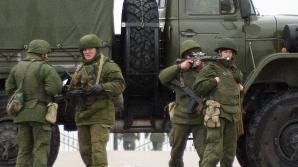 Trupele ruse ar fi început retragerea de la graniţa ucraineană, spune Kievul