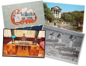 Cum arăta staţiunea favorită a lui Stalin. FOTO: mir-mak.livejournal.com