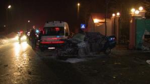 Accident tragic în Buzău